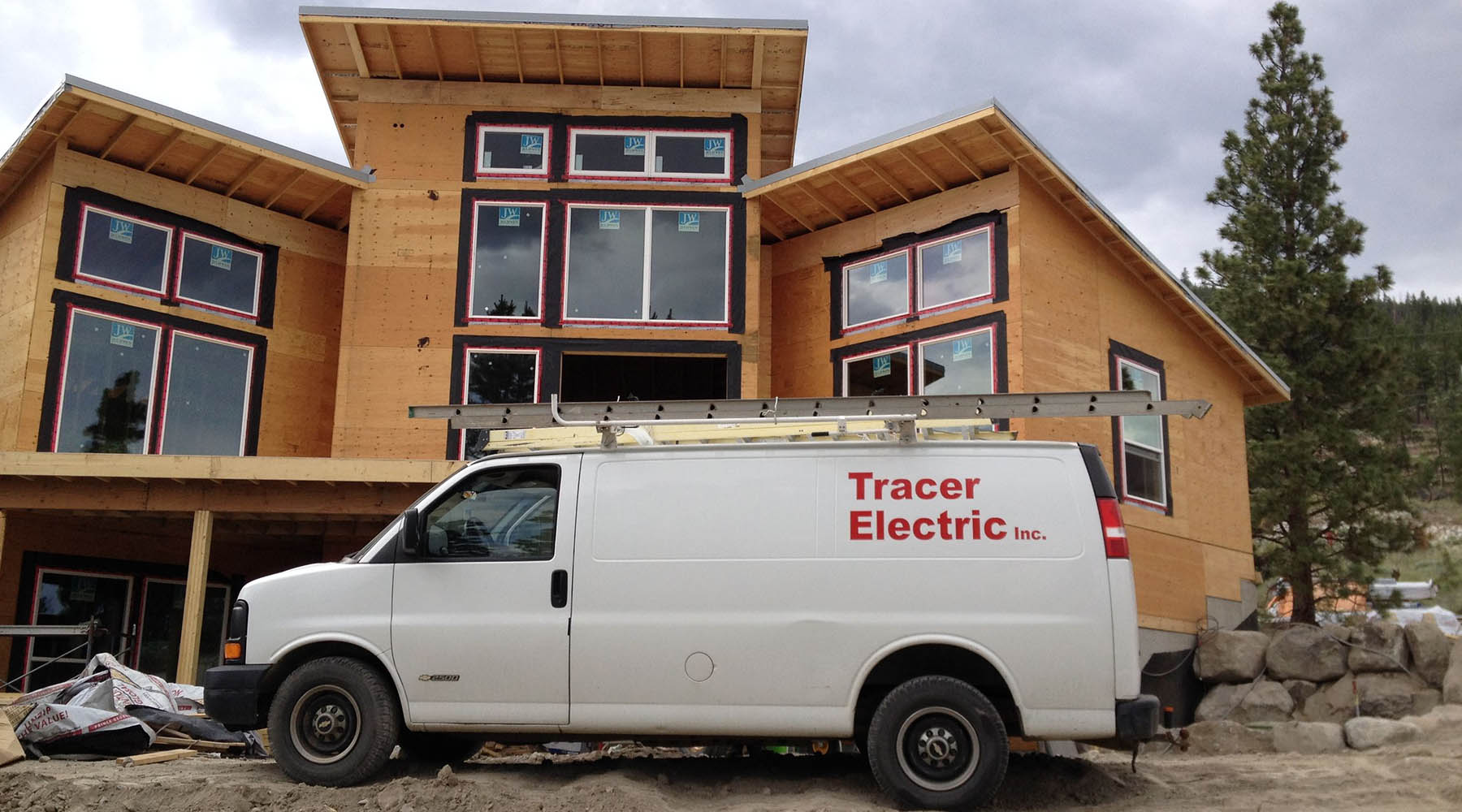 electrical services residential